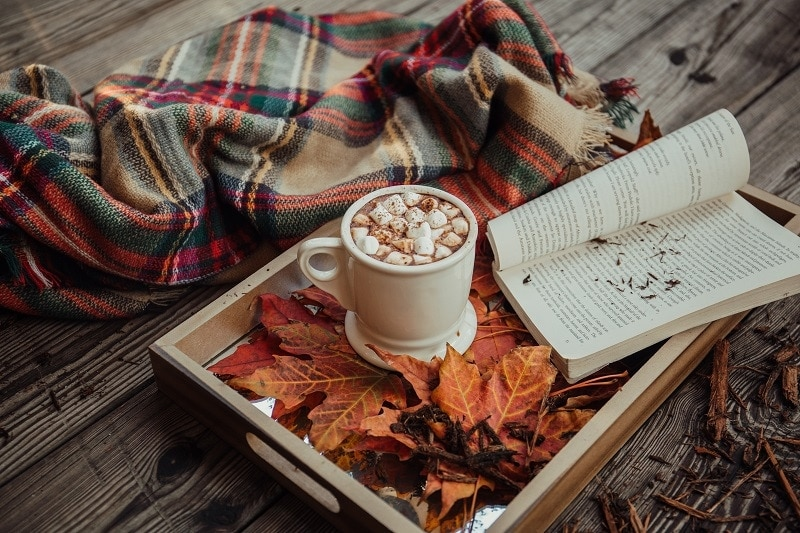Fall Self Care Ideas - Cozy Nook