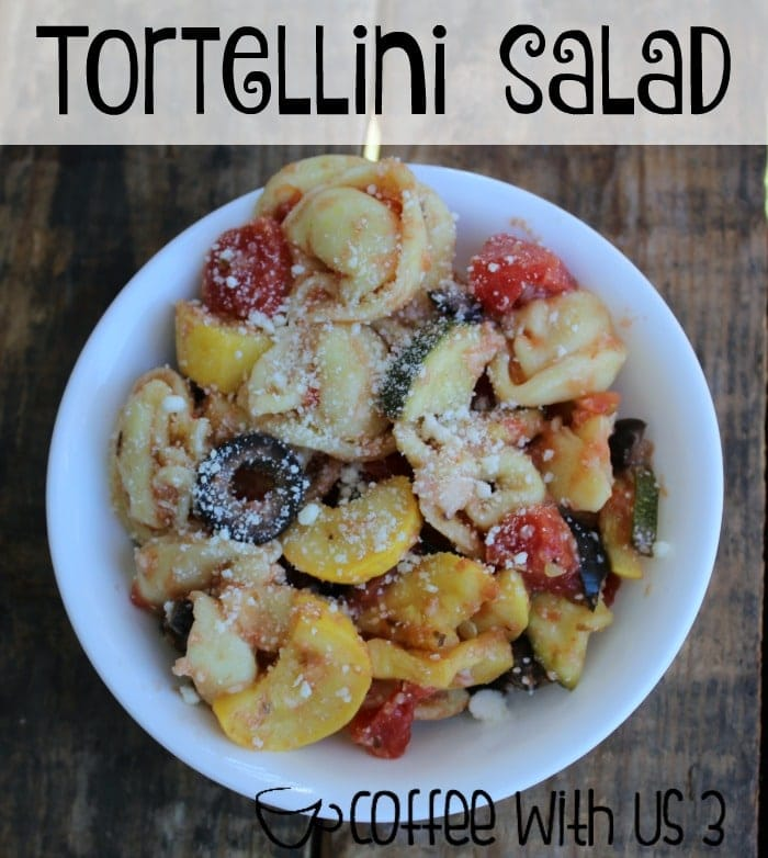 Tortellini Summer Salad