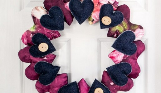 15 DIY Valentine's Day Decor Ideas