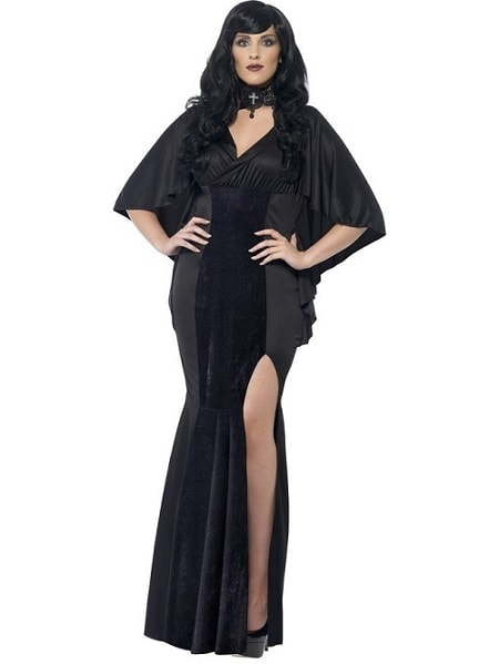 Top 7 Sexy Plus Size Vampire Costumes