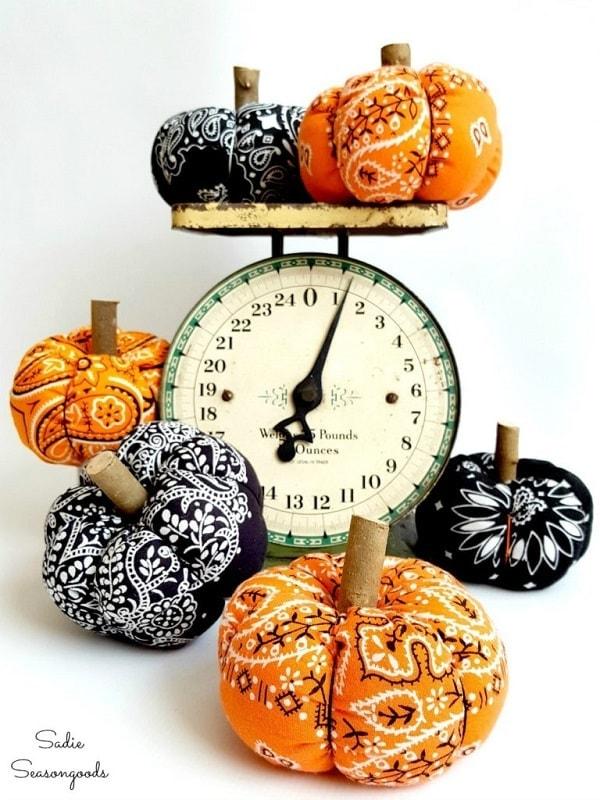 Halloween Bandana Pumpkin