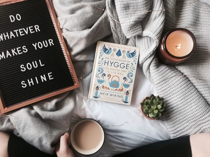 Hygge Morning Routine