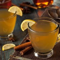 Crock Pot Spicy Apple Cider