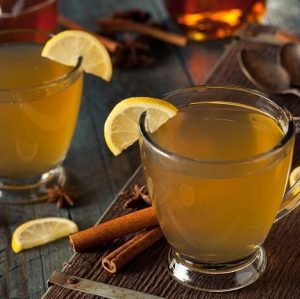 Crock Pot Spicy Apple Cider