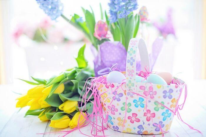 Easter Bucket List + Free Printable