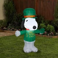 11 Fun St. Patrick's Day Yard Inflatables
